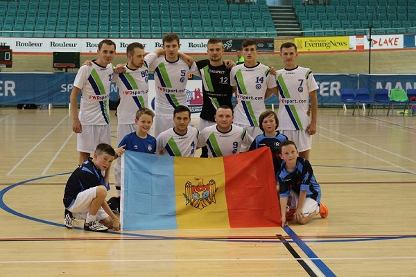 Futsal Club Victoria Buiucani and Futsal in Moldova