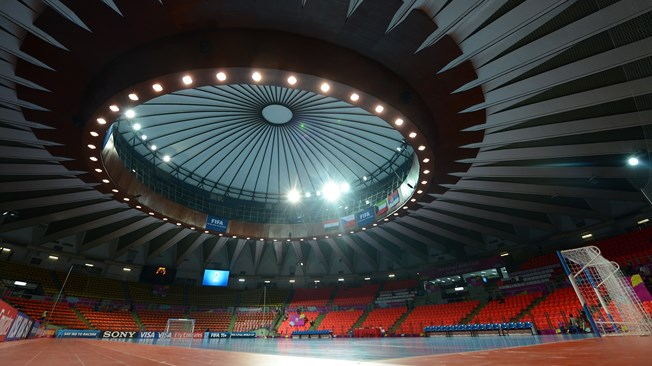 A record 13 FIFA members want to host 2020 FIFA Futsal World Cup