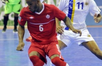 Canadian Futsal International and Major Arena Soccer League Player Ian Bennett