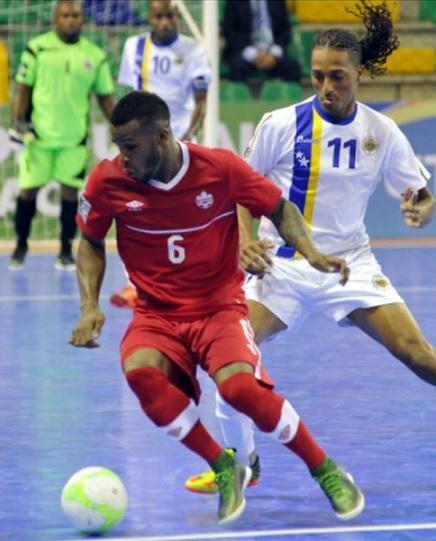 Canadian Futsal International and Major Arena Soccer League Player Ian Bennett