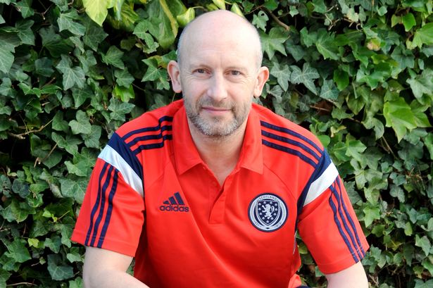 Exclusive interview with Mark Potter Scotland's National Futsal Team Head Coach after their first international victories