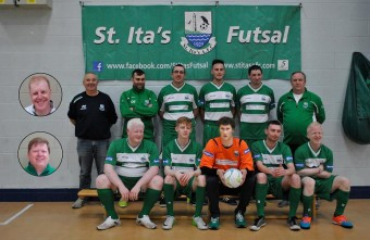 St. Itas Visually Impaired Futsal team are hosting an international tournament in ALSAA Sports and Social, Tobberbunny, Co. Dublin.