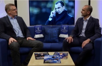 Importance of Futsal explained by Roberto Martinez on Everton's Show
