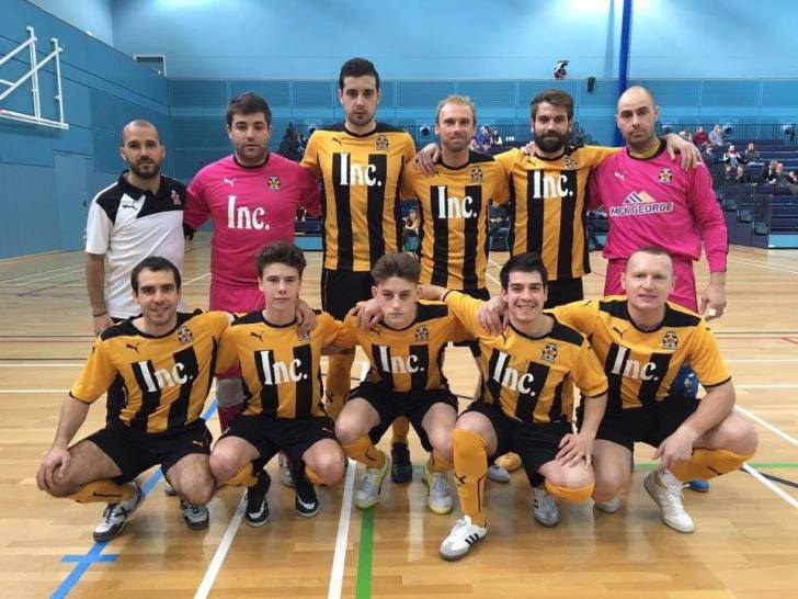 """""""We developed Futsal at our club to provide more opportunities"""" Jez George CEO of Cambridge United"""
