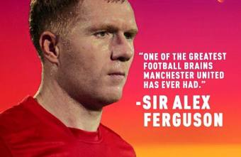 Breaking News: Former Manchester United player Paul Scholes signs for the Premier Futsal League in India