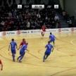 Danish Futsal International and Futsal star in the making, Mads Falck