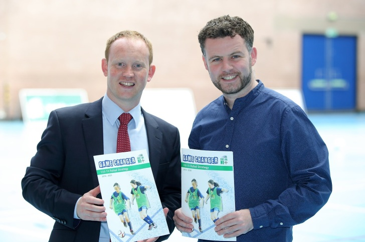 Irish FA Futsal Development Strategy 2016-2020