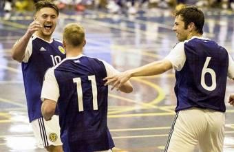 Scotland looks to Futsal for a brighter future