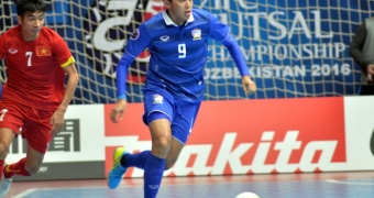 Thailand to host friendly competition as preparations for the FIFA Futsal World Cup