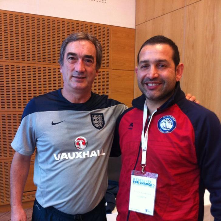 FS Derby has appointed ex-Manchester Futsal Club Coach and Australian goalkeeper of the year, Frank Chiarella, as their new Head Coach.