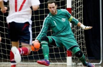 Danish Futsal International Goalkeeper Christoffer Haag signs for Italian A2 Club