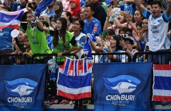 Record attendance numbers at the 2016 AFC Futsal Club Championships