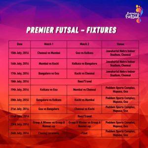 Premier Futsal India kicks off with Falcao v Ryan Giggs