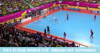 FIFA Futsal World Cup 2016 Colombia Broadcast Rights (TV Channels