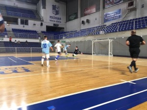 An Ozzie with a Futsal dream: Courage and determination