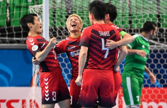 AFC Futsal Championship signs off with more record numbers