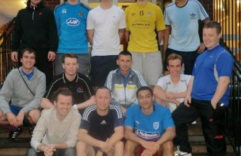 Australia's most successful Futsal Referee Scott Kidson retires