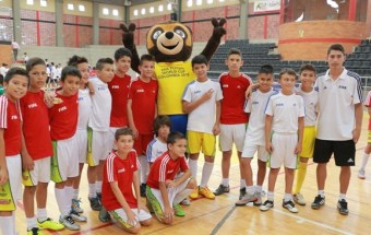 FIFA and the Colombian Football Association deliver Futsal legacy programme