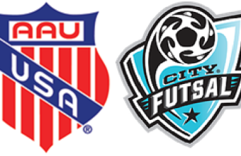 City Futsal and the Amateur Athletic Union Announce Strategic Partnership