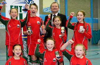 Northern Ireland's Inaugural Female Domestic Futsal League