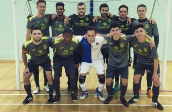 ProFutsal kick off this first ever season in the FA National Futsal League
