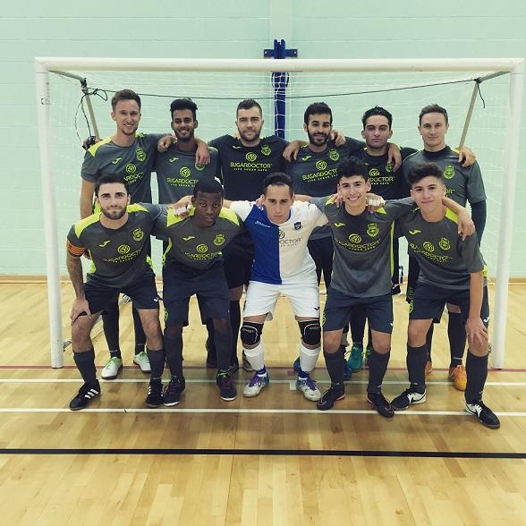 ProFutsal kick off this first ever season in the FA National Futsal League
