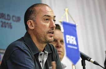 Jaime Yarza: FIFA's Futsal Architect
