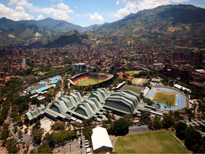 The potential legacy of the FIFA Futsal World Cup 2016 Colombia