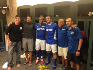 From English Futsal to coaching Futsal in the USA