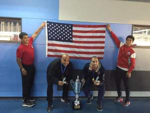 From English Futsal to coaching Futsal in the USA