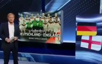 Germany's first ever official international futsal match