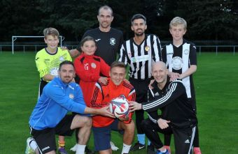 Fair City and Jeanfield agree Futsal grassroots partnership in Scotland