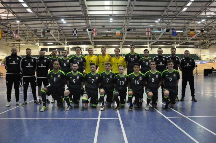 Wales to host inaugural Home Nations Futsal Championships