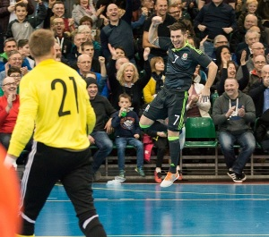 Richard Gunney reflects on Wales being crowned inaugural Futsal Home Nations Champions