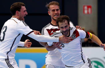 "German Futsal International Timo Heinze ""Futsal has become my greatest passion"""
