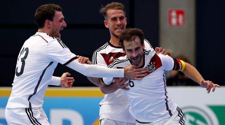 "German Futsal International Timo Heinze ""Futsal has become my greatest passion"""