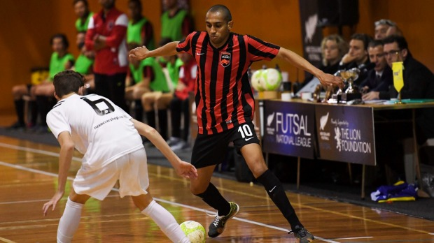 Futsal experiencing immense growth at junior levels in New Zealand