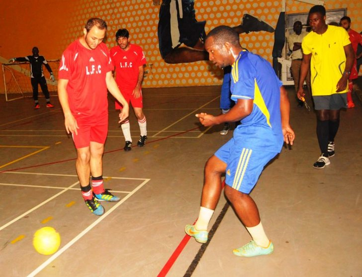 Boxing Day recognition for Futsal Development in Uganda