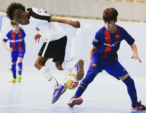 """The difference a year can make"" World Futsal Champions Olé Futsal Academy of London"