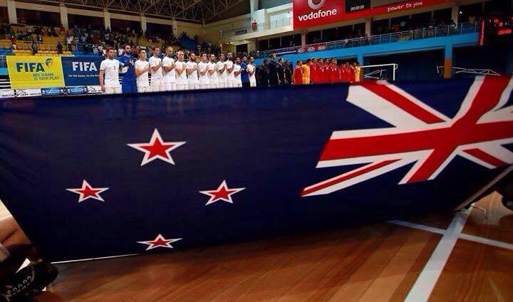 NZ continues to be a leader among the Futsal developing nations