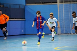 """""""The difference a year can make"""" World Futsal Champions Olé Futsal Academy of London"""