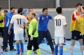 York City FC Futsal are the Champions of the FA National Futsal Super League Division Two