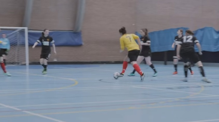 Futsal development progress continues in Northern Ireland