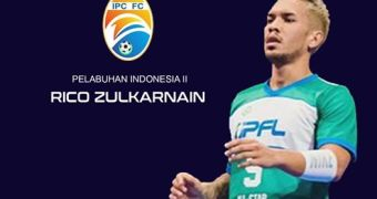 Welsh Futsal International Rico Zulkarnain's profile continues to grow in Asia