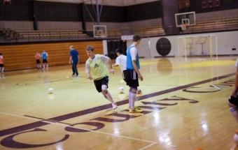 U.S Youth Futsal Championships and referee futsal development programme