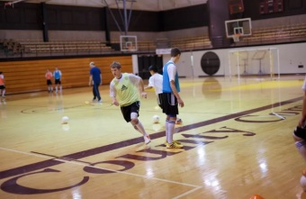 U.S Youth Futsal Championships and referee futsal development programme