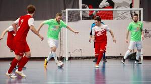 Wrexham win the Welsh Futsal League and will play under Wrexham AFC colours in the UEFA Futsal Cup