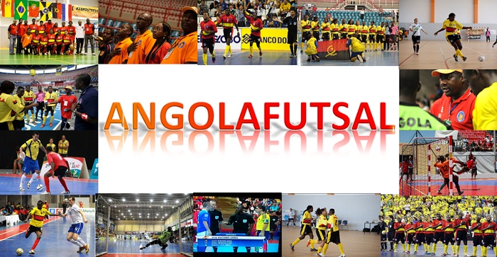 Angola Futsal Association trainees referees due to Futsal's growth in popularity