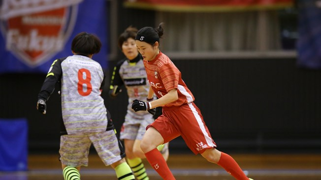 Japan's maiden national women's futsal league commenced this weekend