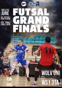 FA Futsal Super League Grand Final weekend